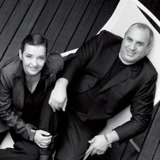 ステファノ・ジョヴァンノーニ&エリーザ・ガールガン