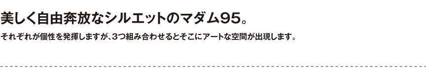 プラストコレクション【マダム95】