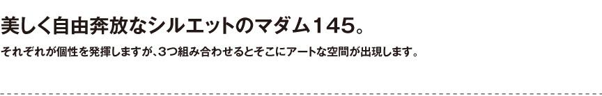 プラストコレクション【マダム145】