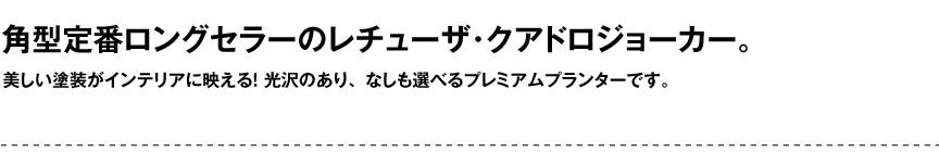 レチューザ【クアドロジョーカー21】