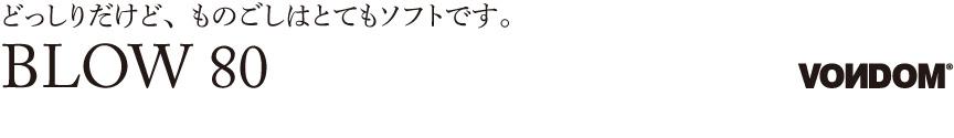 ボンドム【ブロー80】
